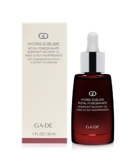 hydra sublime overnight recovery oil package