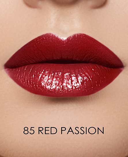 true color lipstick 85 red passion