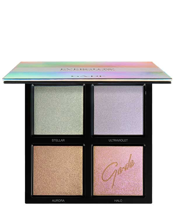 EVERGLOW  HOLOGRAPHIC PALETTE