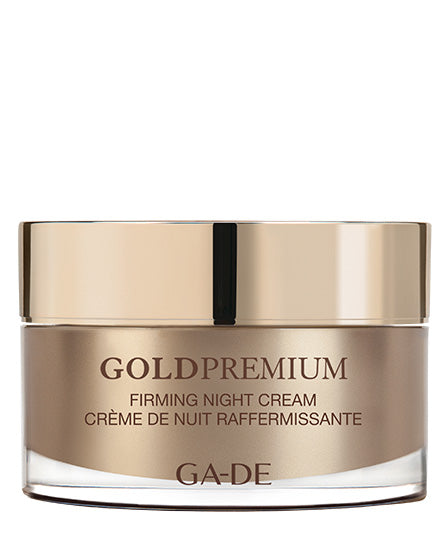 gold premium night cream