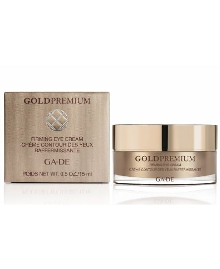 gold premium firming eye cream