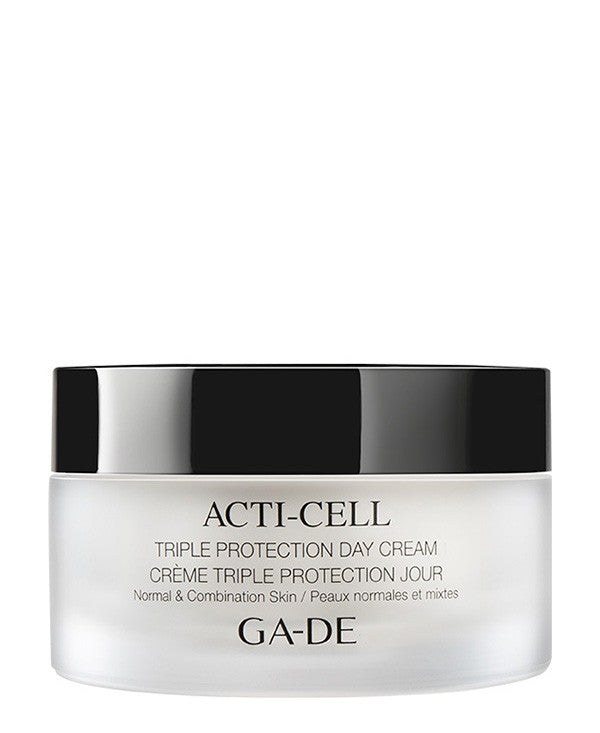acti-cell triple protection day cream normal comb skin 50 ml