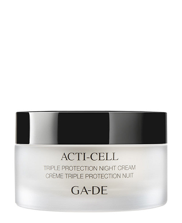 acti-cell triple protection night cream 50 ml