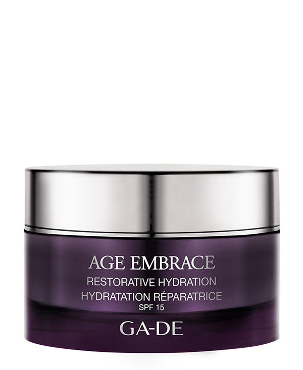 age embrace restorative hydration cream spf 15 50 ml