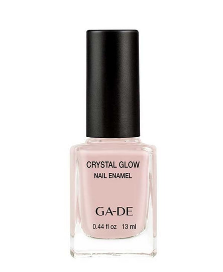 crystal glow nail polish 606