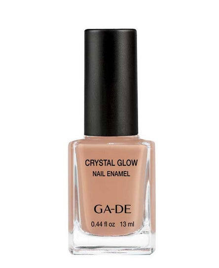 crystal glow nail polish 618