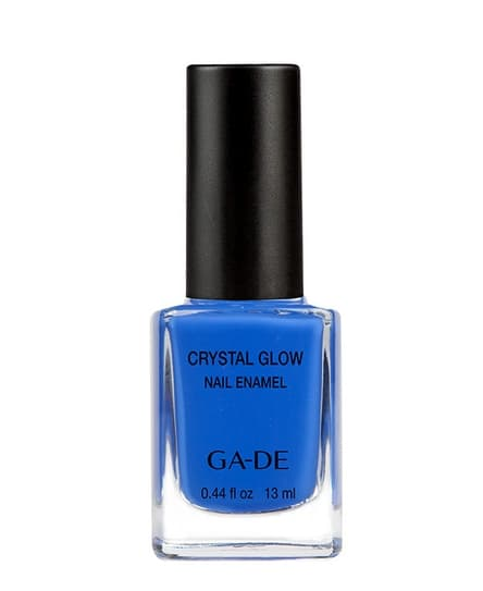 crystal glow nude collection 495 majorelle blue