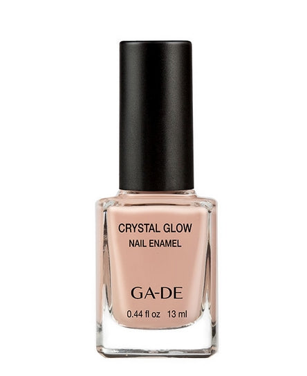 crystal glow nail polish 619