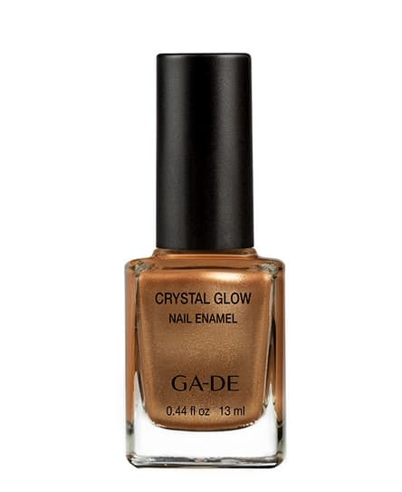 crystal glow collection 625 sparkling gold