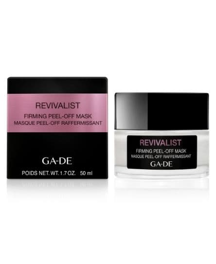 revivalist peel off mask package