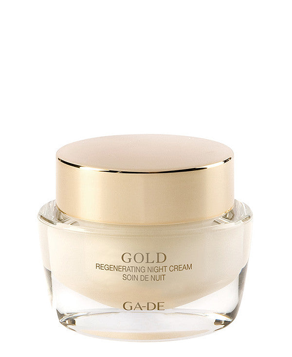 gold regenerating night cream 50 ml