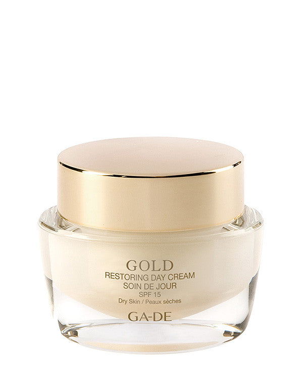 gold restoring day cream 50 ml
