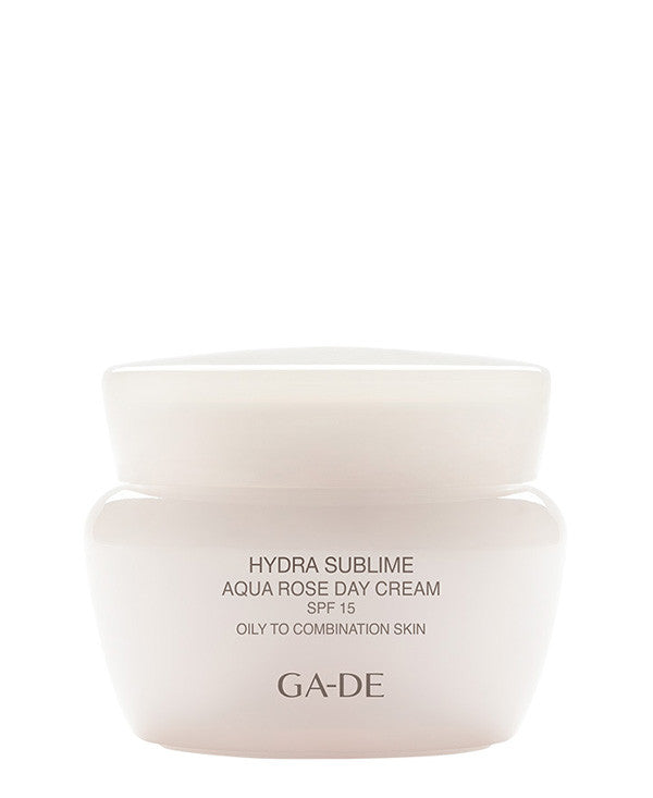 hydra sublime aqua rose day cream 50 ml