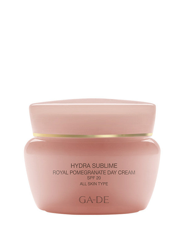 hydra sublime royal pomegranate day cream 50 ml
