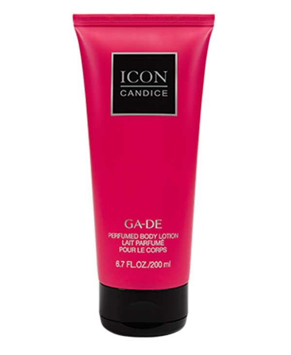 icon candice perfumed body lotion 200 ml