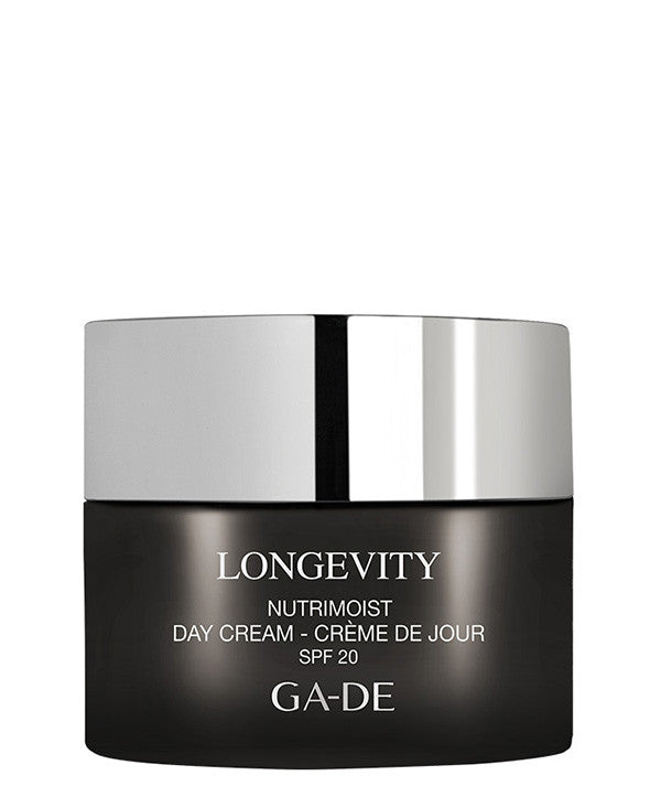 longevity nutrimoist day cream 50 ml