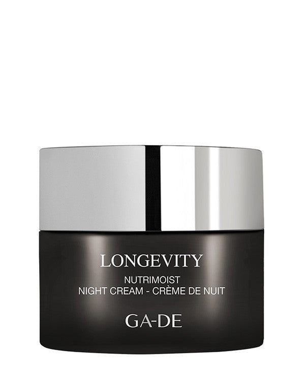 longevity nutrimoist night cream 50 ml