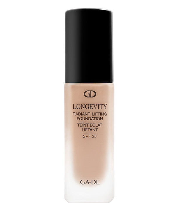 longevity collagen foundation spf20 500 ivory beige