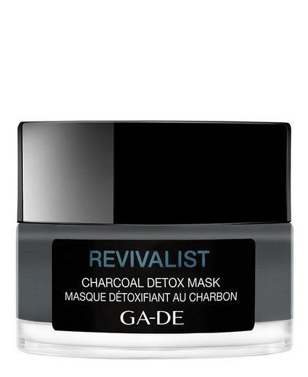revivalist charcoal detox mask