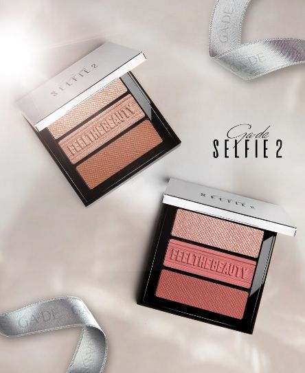 selfie 2 blush & highligher collection
