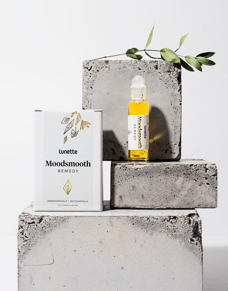 Moodsmooth Remedy Olja - menskopp