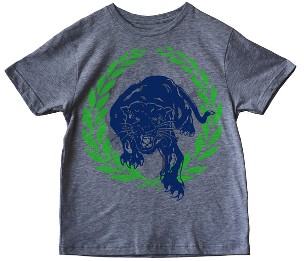 Blue Panther Tee