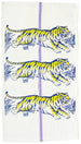 Leapin' Tigers Tea Towels