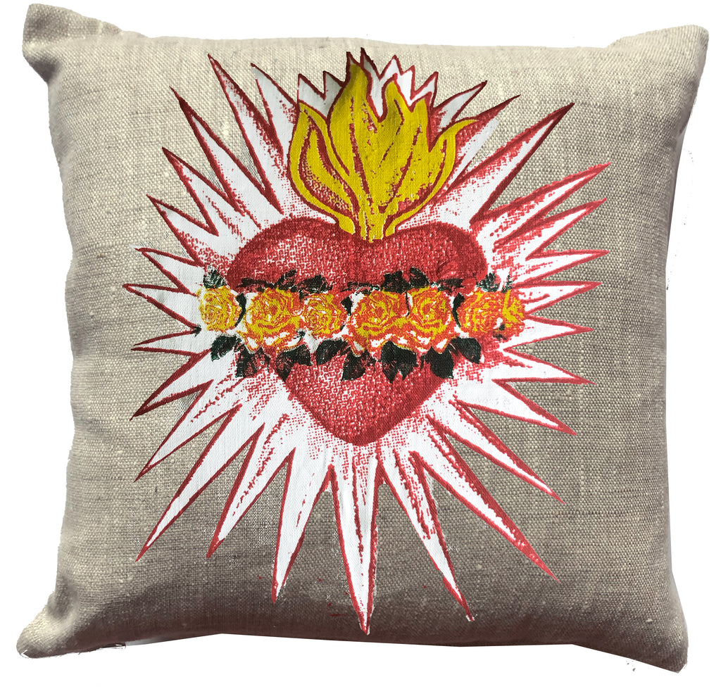 Immaculate Heart Cushions