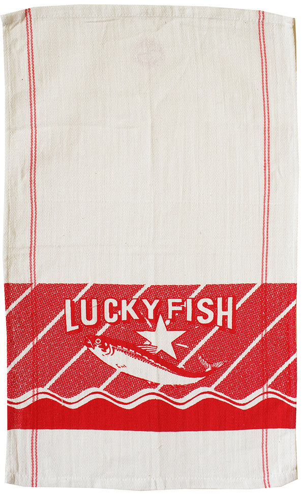 Are you a LUCKY FISH?