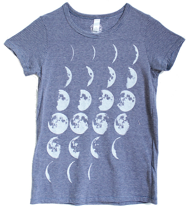 Many Moon Phases.