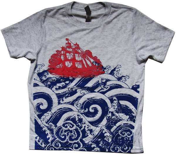 Stormy Seas T-shirt.