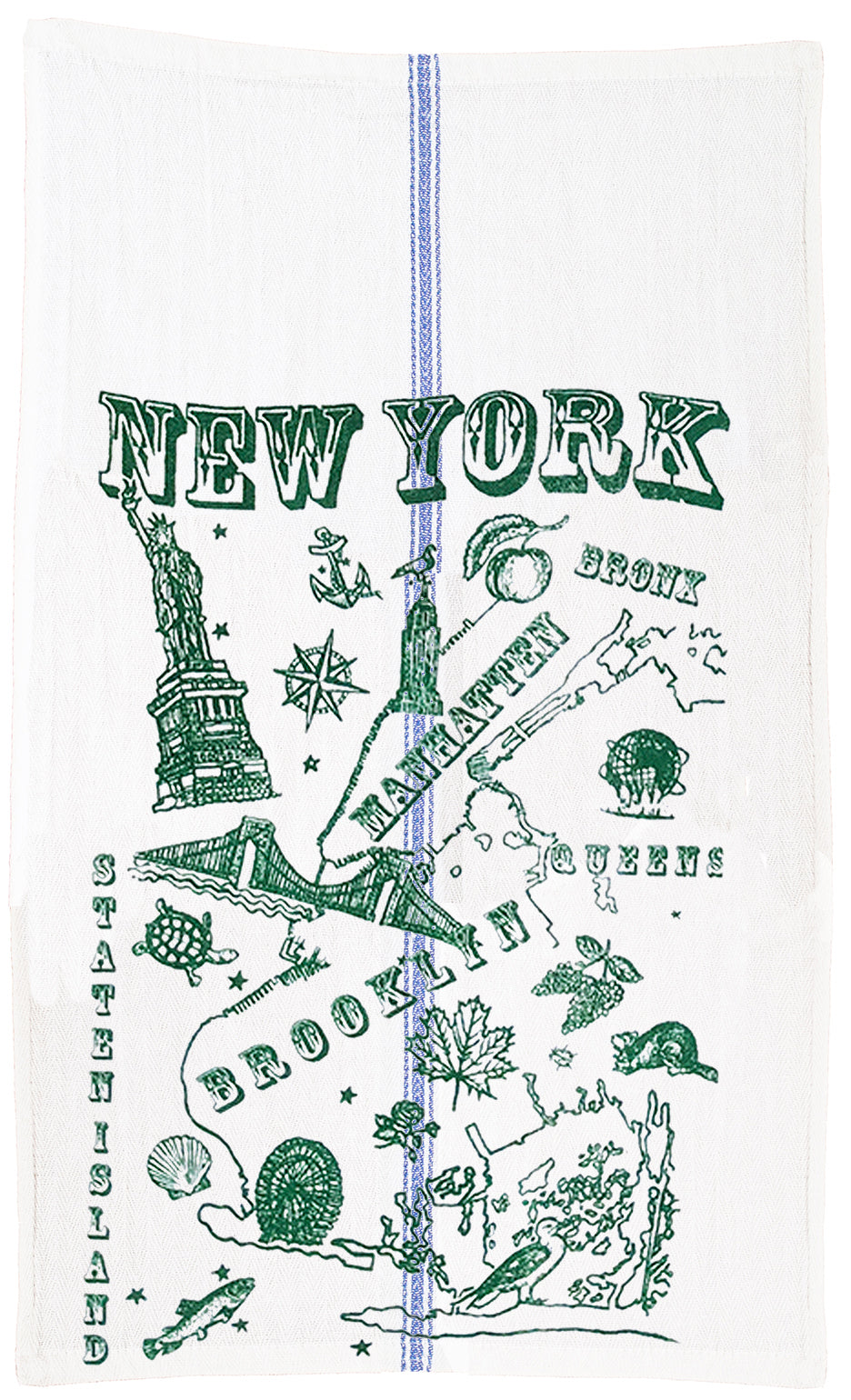 New York Teatowel