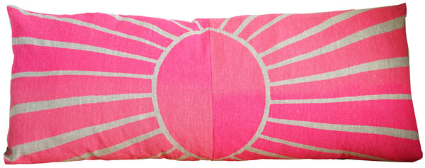 The most beautiful Sunset pillow