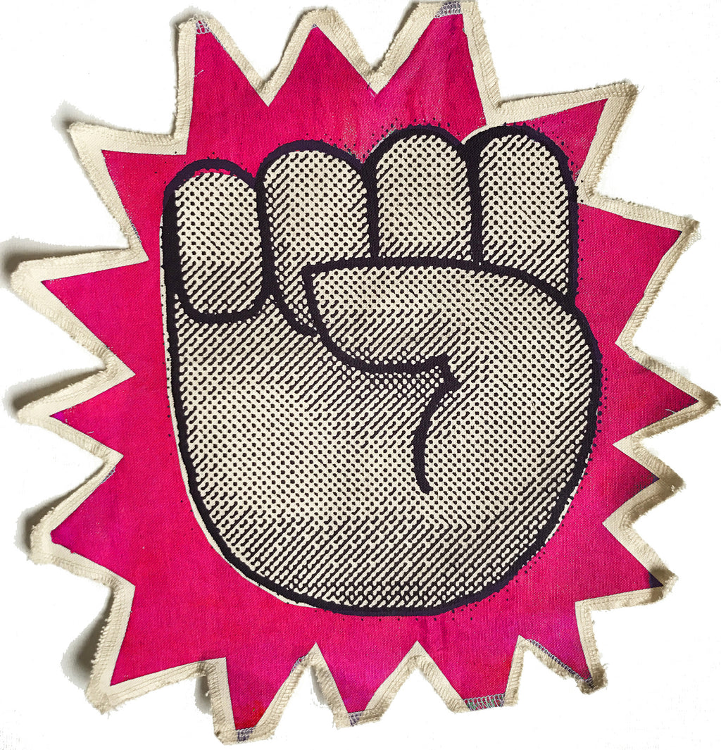 Fisticon Patch