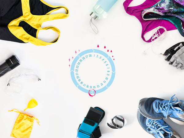 The full guide of getting the most out of exercise throughout your menstrual cycle