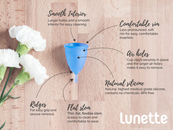 7 Key Features That Make Lunette Cup Unique