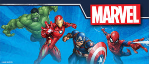 MARVEL Fabric Collection