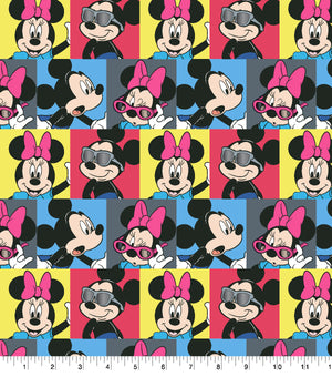 Mickey Mouse and Minnie Mouse - Bright Times