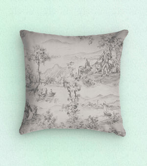 Baxter Mill Mindfulness Toile