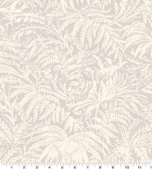 Baxter Mill Illusory Exotic Leaves Beige