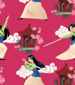 Mulan Princess Warrior