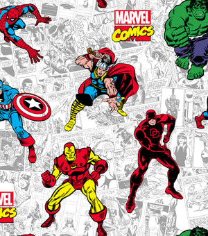Marvel's - Comic Book Action