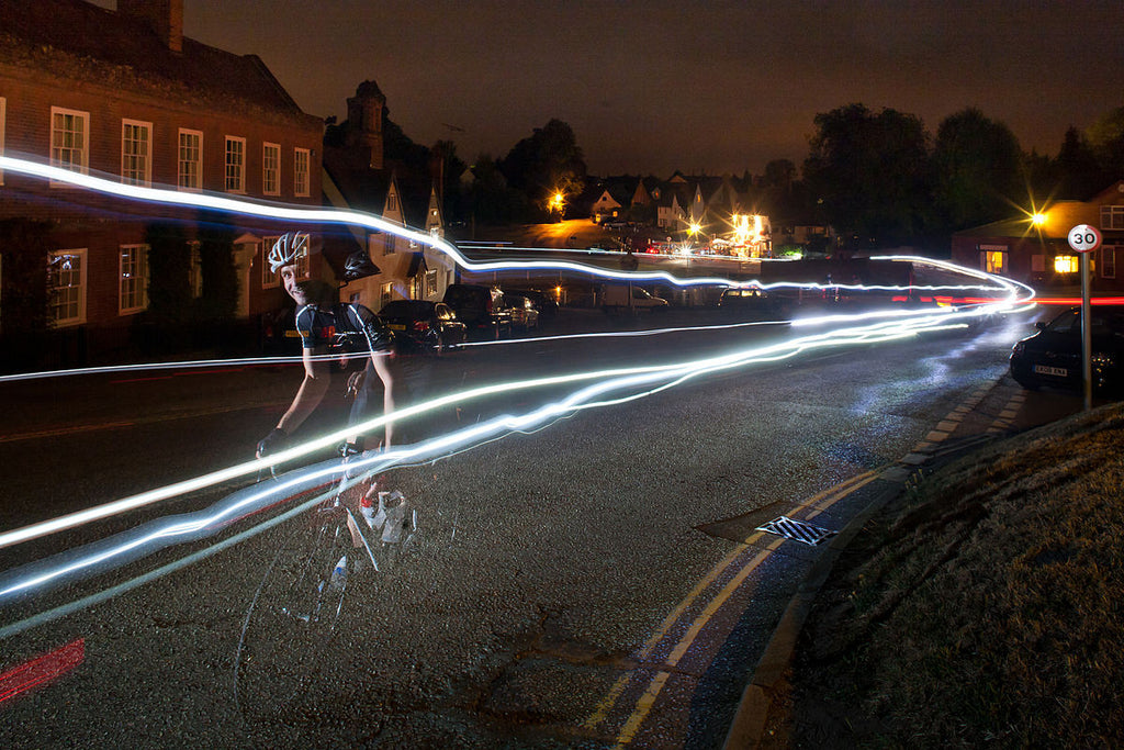 Dunwich Dynamo light effects photo