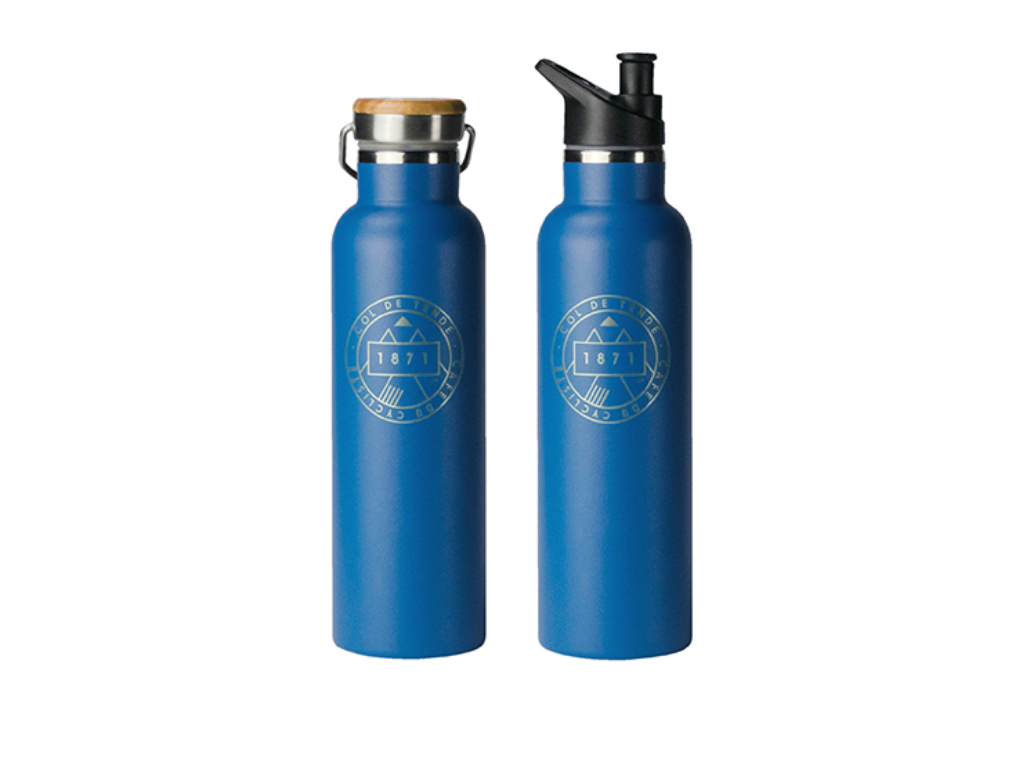 Cafe Du Cycliste Flask