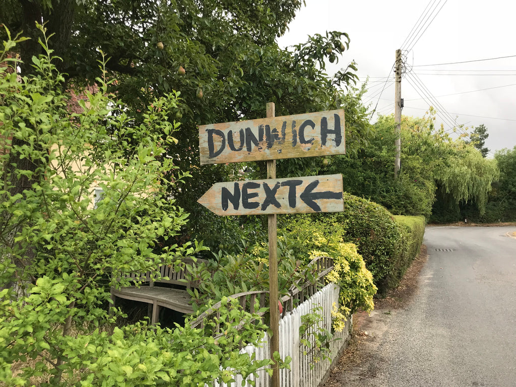 Dunwich sign