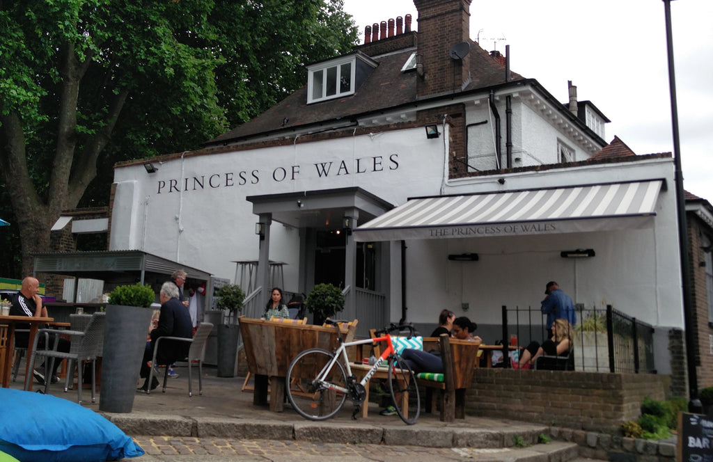 Epping Forest princess of wales pub