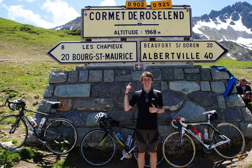 Ultimate Trip Runner-up: Geneva to Pisa cormet de roselend
