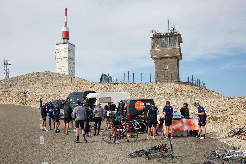 Ultimate Trip Runner-up: London to Monaco mont ventoux