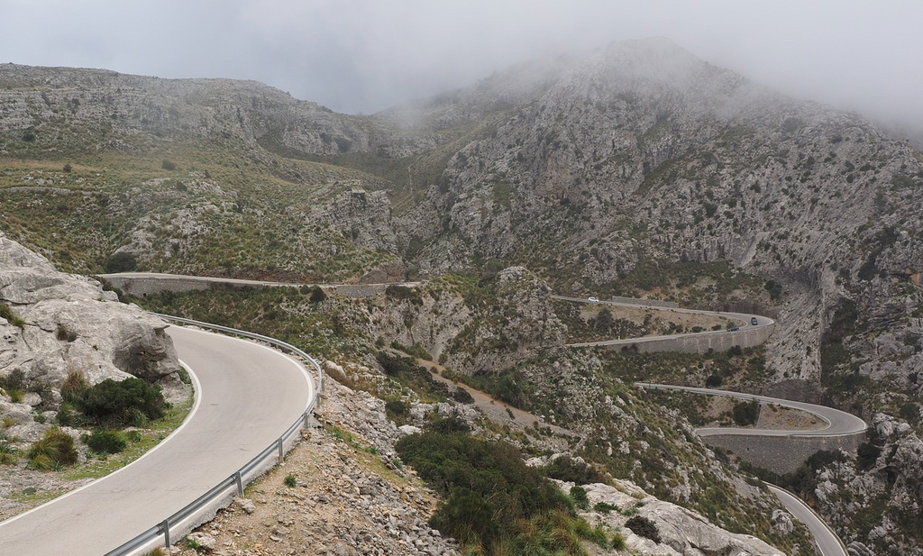 Ultimate Trip 2018: Mallorca 312 road
