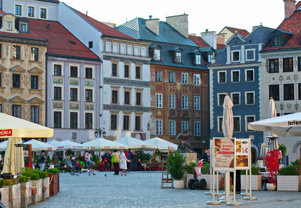 warsaw place